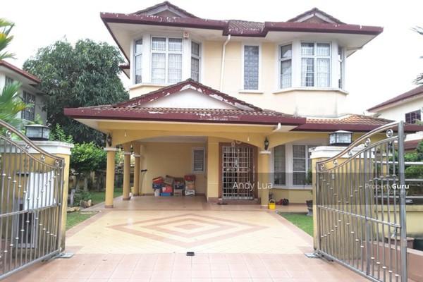 For Sale Bungalow at Saujana Akasia, Sungai Buloh Freehold Semi Furnished 5R/4B 1.39m