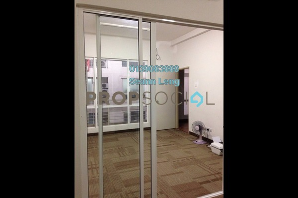 For Rent Office at Cova Square, Kota Damansara Leasehold Semi Furnished 2R/2B 1.45k