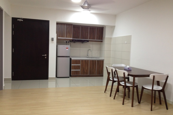For Rent Condominium at USJ One Avenue, UEP Subang Jaya Leasehold Semi Furnished 1R/1B 2.2k