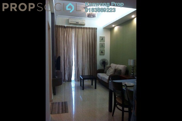 For Sale Condominium at 231 TR, KLCC Freehold Fully Furnished 1R/1B 650k