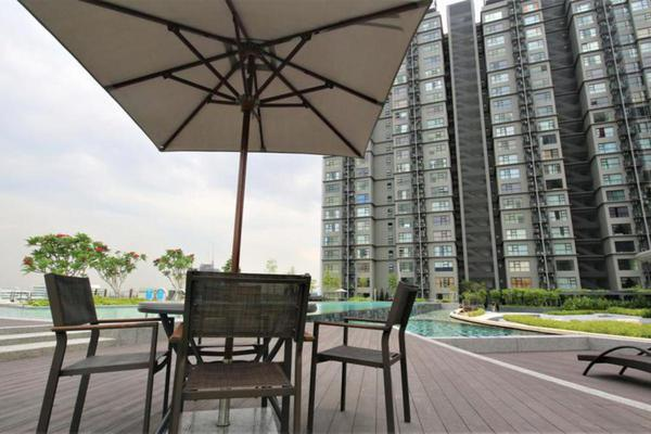 For Rent Condominium at Hyve, Cyberjaya Freehold Semi Furnished 1R/1B 1k