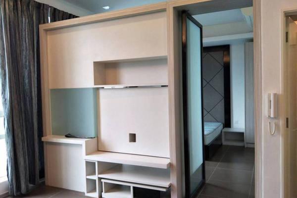 For Rent SoHo/Studio at Garden Plaza @ Garden Residence, Cyberjaya Freehold Semi Furnished 0R/1B 1.1k