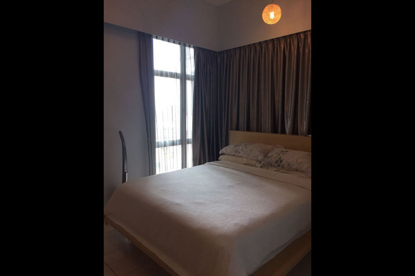 For Sale Condominium at Casa Suites, Petaling Jaya Freehold Fully Furnished 1R/2B 480k