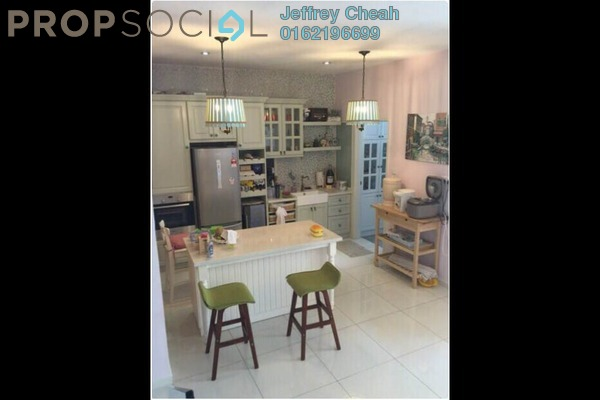 For Sale Townhouse at Sunway SPK 3 Harmoni, Kepong Freehold Semi Furnished 4R/4B 1.55m