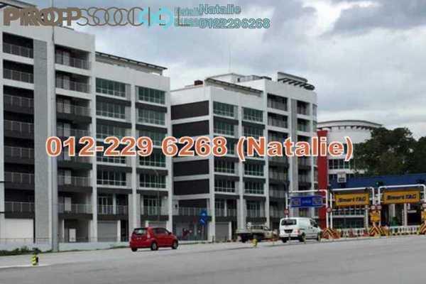 For Rent Office at Seksyen 16, Bandar Baru Bangi Freehold Unfurnished 0R/0B 1.2k