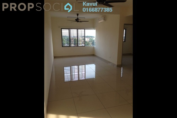 For Rent Condominium at Tiara ParkHomes, Kajang Freehold Semi Furnished 3R/2B 1k
