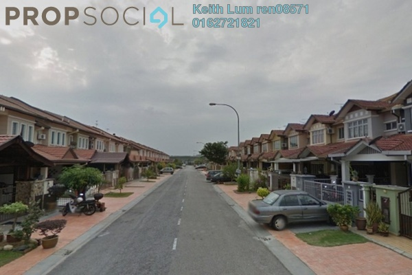 For Sale Link at Section 23, Shah Alam Leasehold Fully Furnished 5R/4B 1.15m