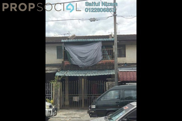 For Sale Townhouse at Taman Beringin, Jinjang Leasehold Unfurnished 3R/2B 275k