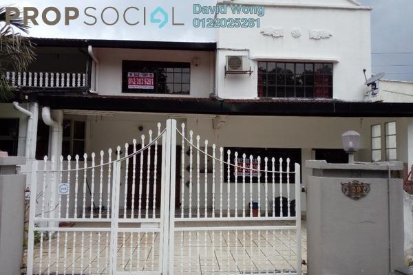 For Sale Terrace at SS4, Kelana Jaya Freehold Fully Furnished 5R/4B 1.4m