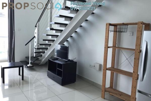For Rent SoHo/Studio at The Scott Garden, Old Klang Road Freehold Fully Furnished 1R/2B 1.8k