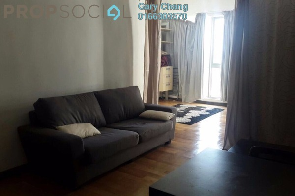For Rent Serviced Residence at Regalia, Putra Freehold Fully Furnished 1R/1B 2k