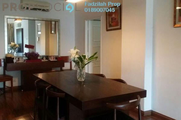 For Sale Condominium at Hartamas Regency 1, Dutamas Freehold Semi Furnished 3R/4B 1.1m