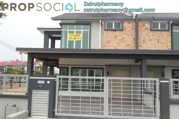 For Sale Terrace at Taman Pelangi Semenyih 2, Semenyih Freehold Unfurnished 4R/3B 730k