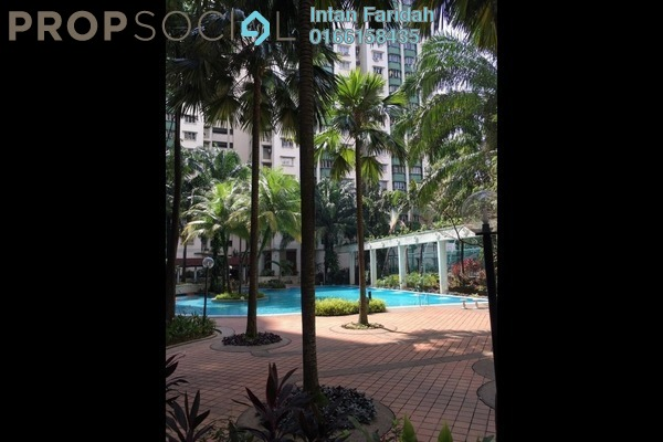 For Rent Condominium at Danau Idaman, Taman Desa Leasehold Unfurnished 3R/2B 1.2k