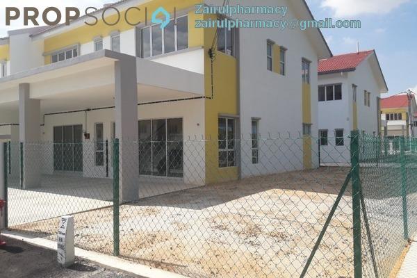 For Rent Terrace at Bandar Rinching, Semenyih Freehold Fully Furnished 3R/3B 1.5k
