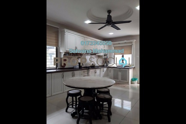For Sale Bungalow at Taman Aman Perdana, Meru Freehold Unfurnished 5R/5B 1.38m