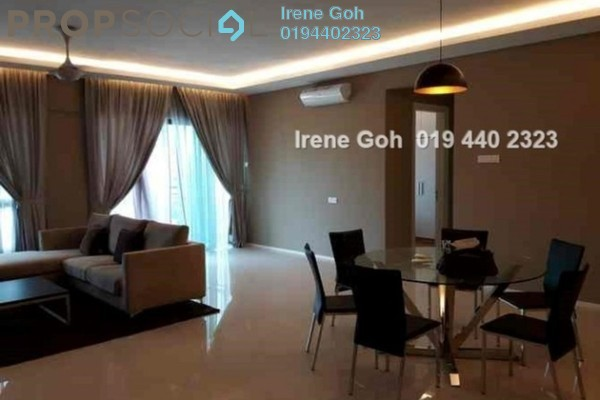 For Rent Condominium at Raffel Tower, Bukit Gambier Freehold Fully Furnished 4R/3B 4.5k