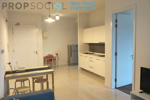For Rent Serviced Residence at Cascades, Kota Damansara Leasehold Fully Furnished 1R/1B 1.8k