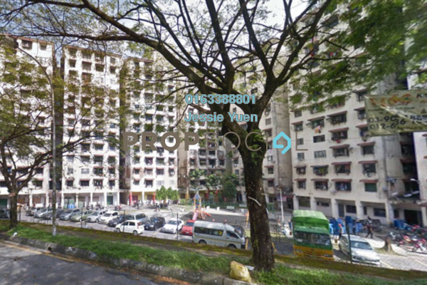 For Rent Apartment at Cheras Ria, Cheras Freehold Unfurnished 3R/1B 650translationmissing:en.pricing.unit
