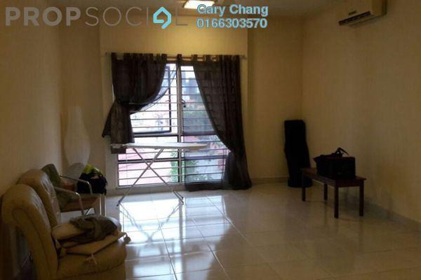For Rent Condominium at Pelangi Damansara Sentral, Mutiara Damansara Leasehold Semi Furnished 1R/1B 1.45k