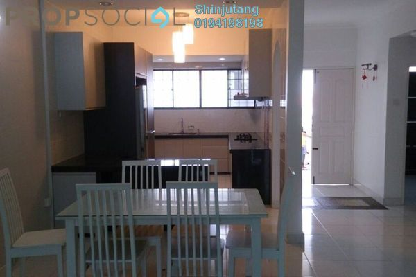 For Rent Condominium at Desa Bukit Jambul, Bukit Jambul Freehold Fully Furnished 3R/2B 1.25k