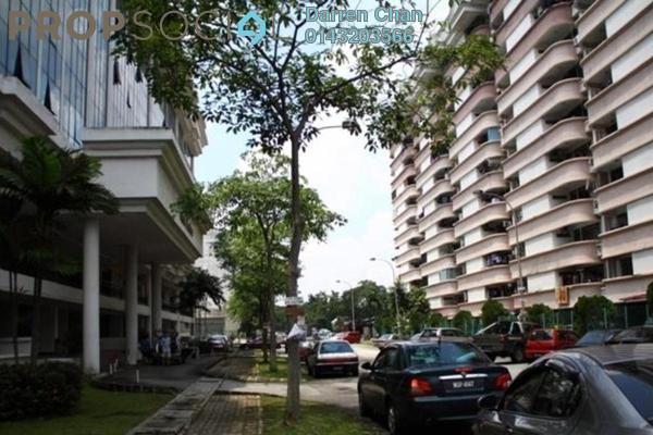 For Rent Apartment at Sri Mutiara, Sungai Besi Freehold Semi Furnished 2R/2B 1.3k