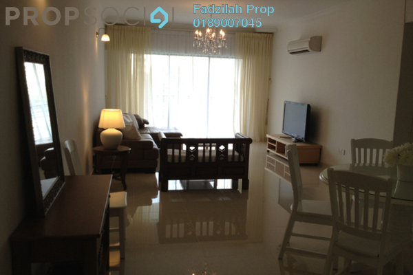 For Sale Condominium at Duta Ria, Dutamas Freehold Semi Furnished 3R/2B 580k