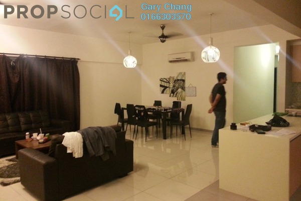 For Rent Condominium at Villa Orkid, Segambut Freehold Fully Furnished 4R/4B 3.1k