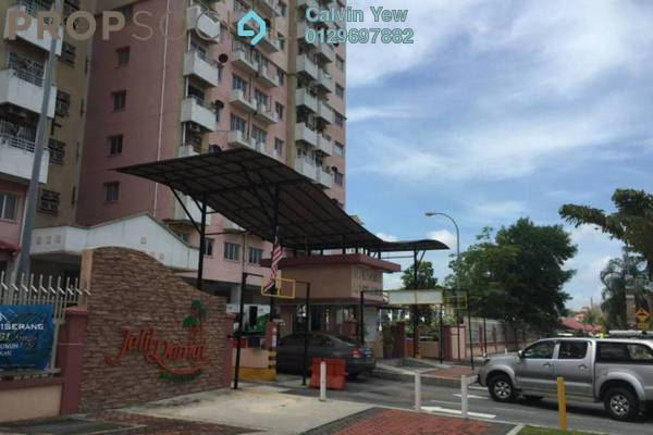 For Rent Condominium at Jalil Damai, Bukit Jalil Freehold Fully Furnished 3R/2B 1.4k