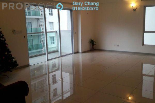 For Rent Condominium at Villa Orkid, Segambut Freehold Semi Furnished 4R/4B 2.6k