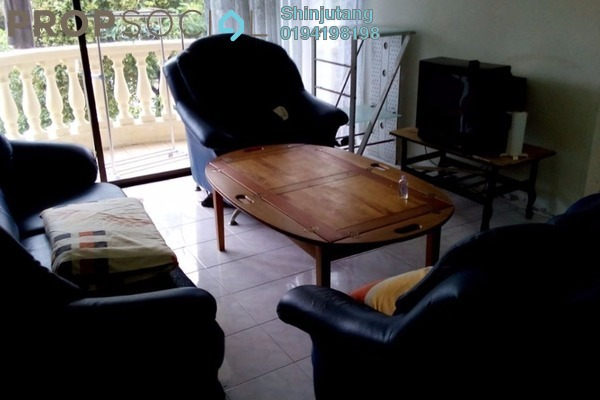 For Rent Condominium at Springfield, Sungai Ara Freehold Fully Furnished 3R/2B 1.1k