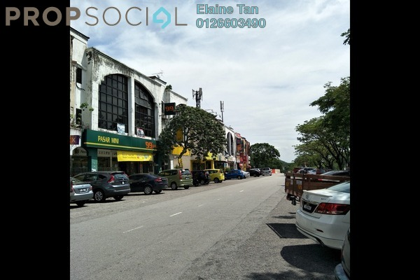 For Sale Shop at Bandar Teknologi Kajang, Semenyih Freehold Unfurnished 0R/0B 1.58m