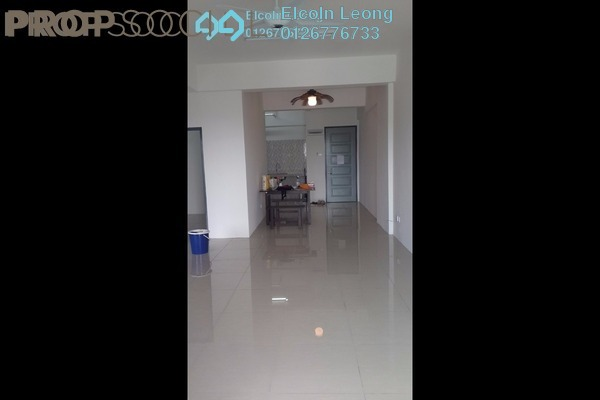 For Sale Apartment at Mahkota Residence, Bandar Mahkota Cheras Freehold Semi Furnished 3R/2B 365k