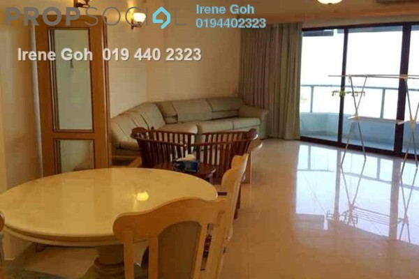 For Rent Condominium at Marina Bay, Tanjung Tokong Leasehold Fully Furnished 3R/2B 3.5k