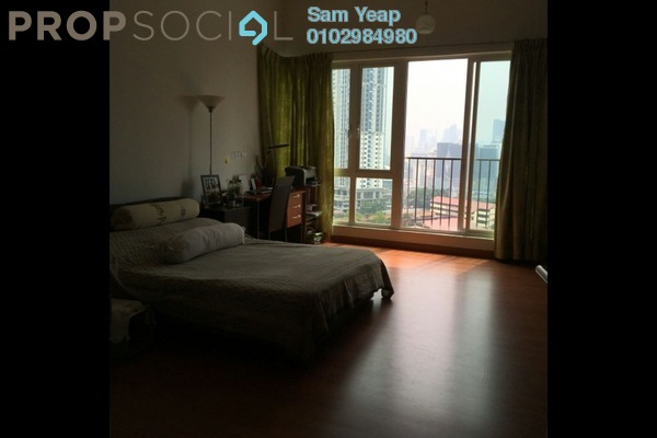 For Rent Condominium at The Park Residences, Bangsar South Leasehold Fully Furnished 2R/3B 5k