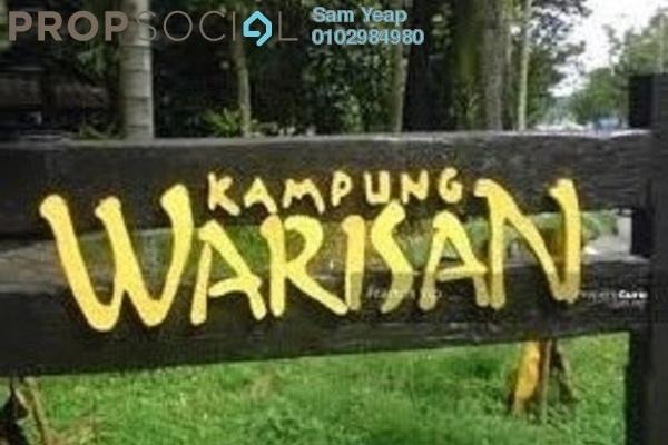 For Rent Condominium at Kampung Warisan, Setiawangsa Freehold Fully Furnished 1R/1B 2k