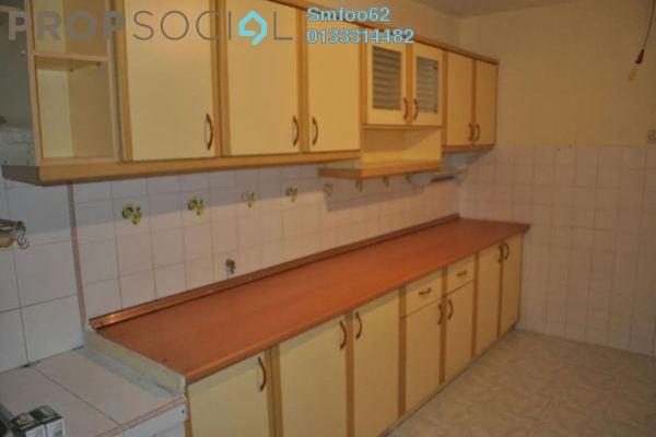 For Rent Condominium at La Villas Condominium, Setapak Freehold Semi Furnished 3R/2B 1.1k