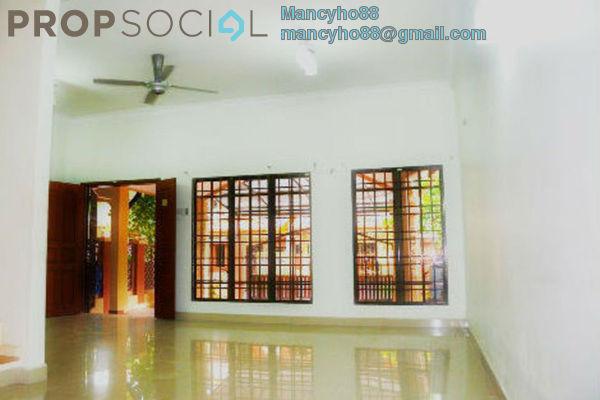For Rent Terrace at BK9, Bandar Kinrara Freehold Semi Furnished 4R/3B 1.7k