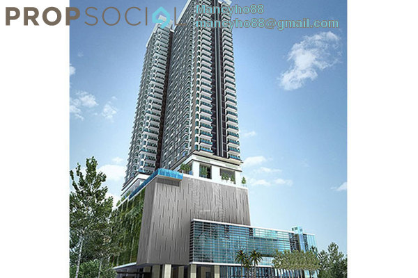 For Rent Condominium at Nadi Bangsar, Bangsar Freehold Fully Furnished 2R/1B 4k