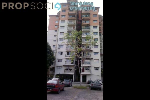 For Rent Apartment at Taman Teluk Kumbar, Teluk Kumbar Freehold Unfurnished 3R/2B 800translationmissing:en.pricing.unit