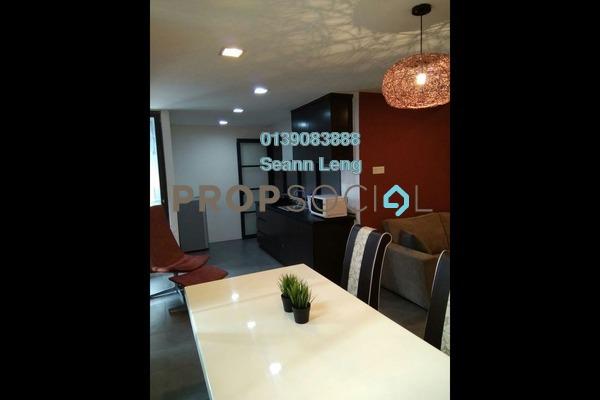 For Rent SoHo/Studio at Empire Damansara, Damansara Perdana Leasehold Fully Furnished 1R/2B 1.9k