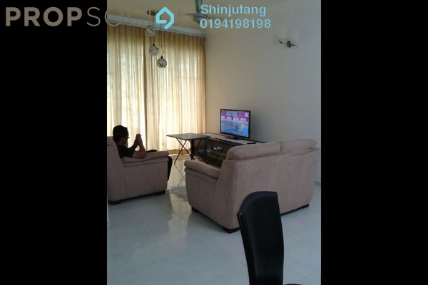 For Rent Condominium at BaysWater, Gelugor Freehold Fully Furnished 0R/0B 1.9k