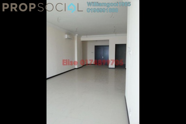 For Sale Condominium at Fettes Residences, Tanjung Tokong Freehold Unfurnished 4R/4B 2.04m
