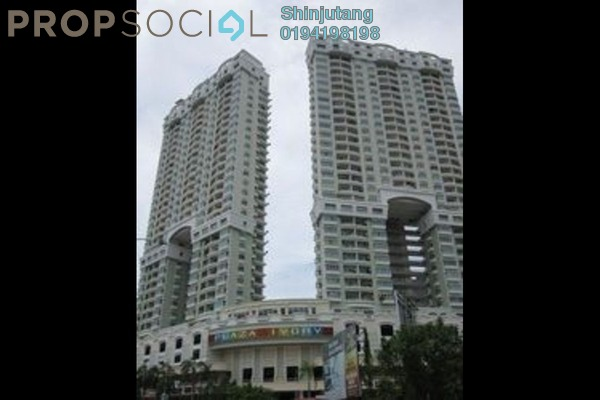 For Rent Condominium at Plaza Ivory, Bukit Gambier Freehold Fully Furnished 3R/3B 2.3k