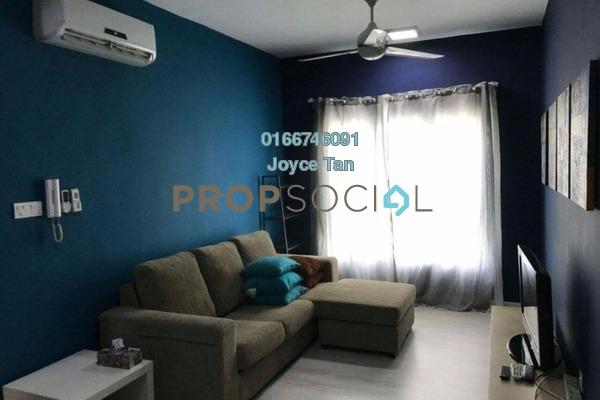 For Rent Condominium at Metropolitan Square, Damansara Perdana Leasehold Fully Furnished 1R/1B 1.7k