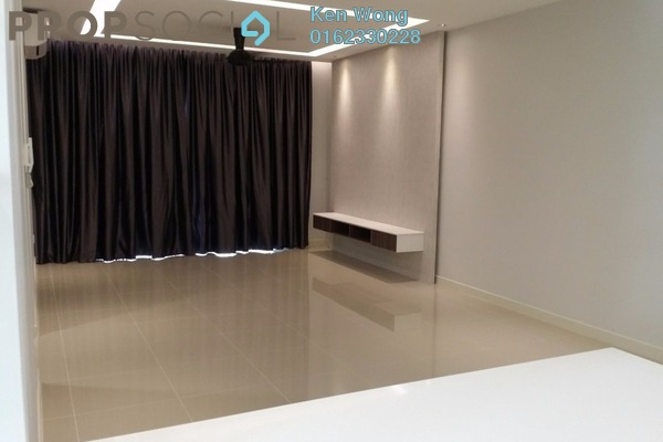 For Sale Condominium at Scenaria, Segambut Freehold Semi Furnished 3R/3B 888k