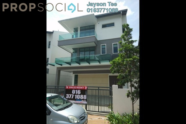 For Sale Bungalow at ForestHill Damansara, Bandar Sri Damansara Leasehold Semi Furnished 6R/6B 3.65m