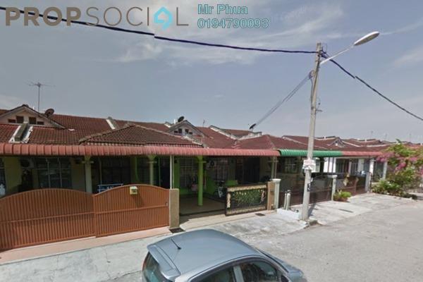 For Rent Terrace at Taman Bertam Indah, Penang Freehold Unfurnished 4R/3B 750translationmissing:en.pricing.unit
