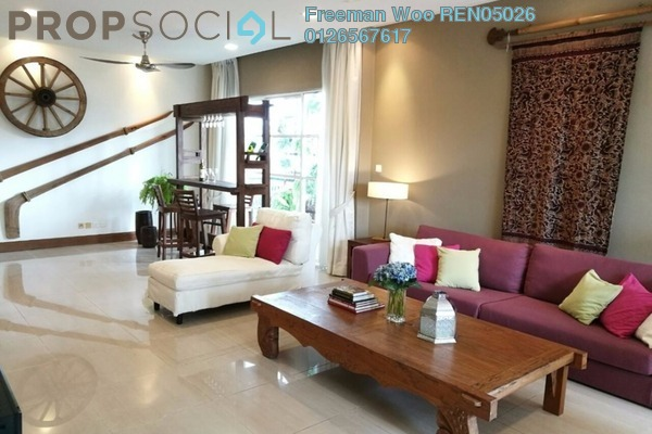 For Rent Condominium at Mont Kiara Aman, Mont Kiara Freehold Fully Furnished 3R/3B 8k