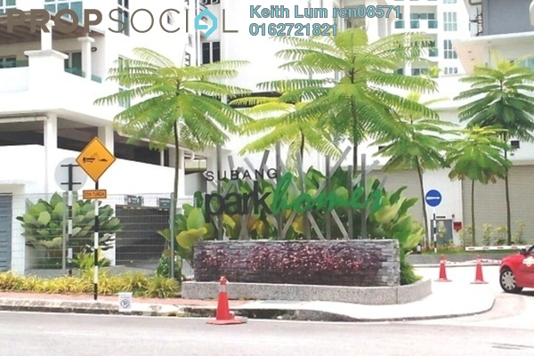 For Rent Condominium at Subang Parkhomes, Subang Jaya Freehold Fully Furnished 3R/2B 3.5k